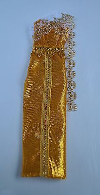 Antique Vintage Doll Clothing Thai National Traditional Costume Barbie Doll #03