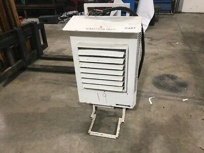 TPI Taskmaster 5100 Series 20kW Horizontal or Vertical Fan Forced Unit Heater