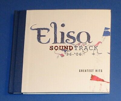 Elisa. Soundtrack 96-06 Greatest Hits. Limited Edition Cd + Dvd Nuovo !