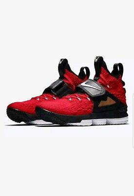 28f2651b53 Nike LeBron XV 15 Prime Diamond Turf PE University Red White Black (AO9144- 600