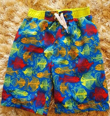Boys age 5 Urban Rascals swim shorts. Fully lined in fab cond