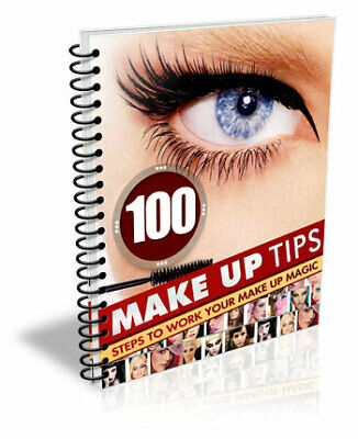 100 Make Up Tips E book Master Resell Rights +10 Free Ebooks