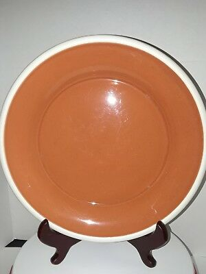 Sonoma Life + Style Mendocino Russet  Dinner Plate