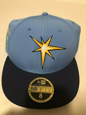 outlet on sale new concept picked up TAMPA BAY RAYS New Era 2019 Spring Training Low Profile 59FIFTY ...