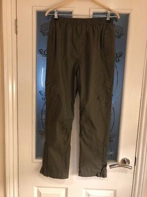 Girls Boys Clothes Age 11-12 Adventures By Peter Storm Stormshield Trousers Vgc