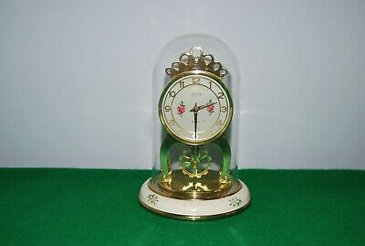 Shatz 8 Day Domed Mantle Clock
