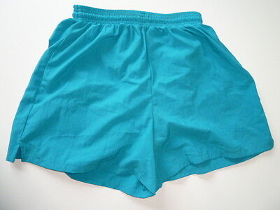 """Reebok Unisex Green Shorts With Pants,S,24""""W...age 10Yrs"""