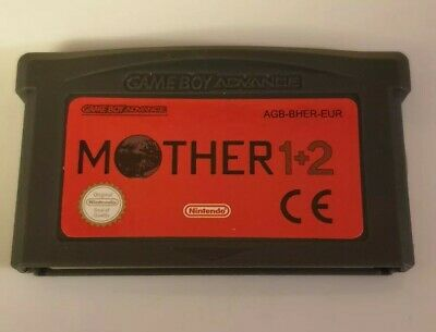 EU Mother Earthbound 1+2 GBA RPG SP DS FAST POST. UK Stock. International ship