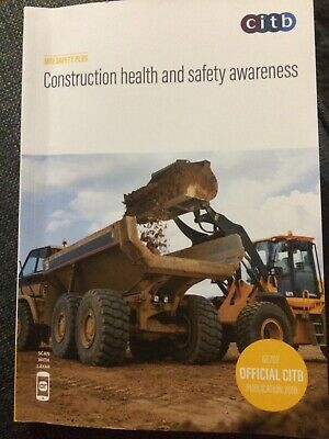 citb book GE707/19, use book for 5h just.