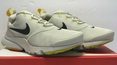 outlet store 1b304 4f2cf Nike Big Kids Sz 4Y Presto Fly Running Light Bone Athletic Shoes 913966 007
