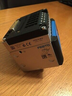 Festo CPV10-GE-MP-6 [18254] / CPV10-V1 [18200] Electrical Interface Valve Block