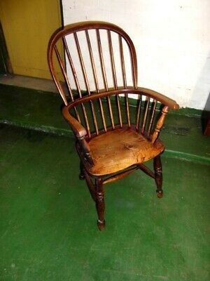 Georgian Stick Back Windsor Chair