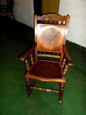 Victorian  Bentwood Rocking Chair