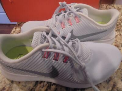 e1bed31239e34 Womens Nike Free RN CMTR running shoes size 9.5 light gray new in box low  shipng