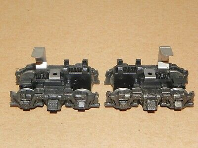 ATHEARN HO PARTS F7 GP35 GP7/9 Geared Locomotive Trucks w/ Cast Side Frames