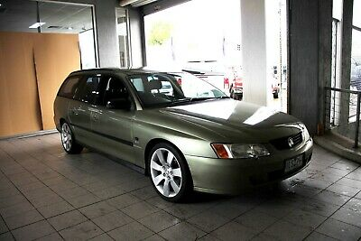 HOLDEN COMMODORE VY EXECUTIVE 3.8L V6 AUTOMATIC 02 9479 9555 Easy Finance TAP