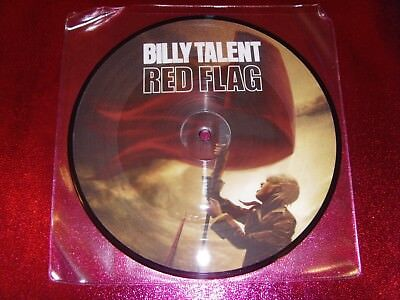 Billy Talent - Red Flag - 7'' N.mint/7567-94342-7/2006 Eu
