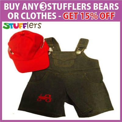 Farmer Boy Clothing Outfit by Stufflers – Soft Bear Clothes