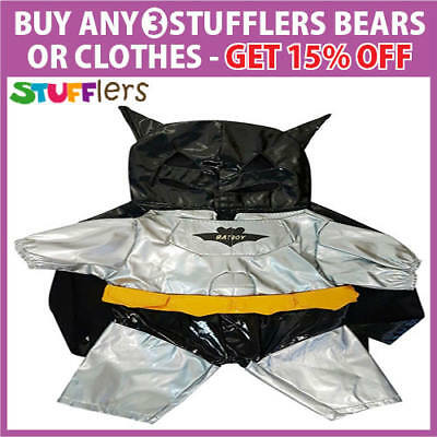 Batboy Clothing Outfit by Stufflers – Soft Bear Clothes