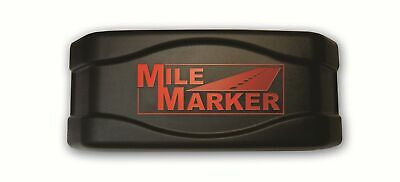 Roller Fairlead Cover With Mile Marker Logo MILE MARKER 8402
