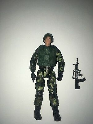 BBI Elite Force Alike 1:18 China Liberation Army soldier Highly Articulated