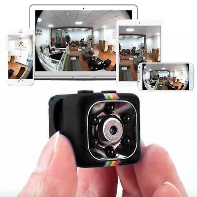 COP CAM Security Camera FHD1080 Motion Detection Night Vision Recorder WW