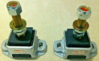 SET 4 YANMAR Marine Boat Engine Mount 6LP 6LPA 6LYA 6LY2 6LY2A 6LY3  119773-08300