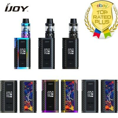 Original IJOY1 Captain PD270 Mod1 IJOY Captain PD270 Mod 234W With Battery US