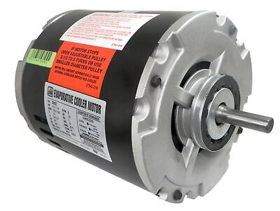 Dial 2202 2-Speed 1/3 HP Evaporative Cooler Motor