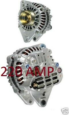 HIGH OUTPUT Fits HD ALTERNATOR DODGE STEALTH 3.0L V6 1991 1992 1993 220 HIGH AMP