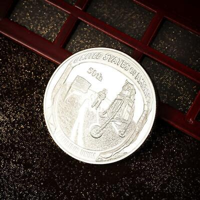 2019 US 50th Anniversary Landing on the moon Commemorative Coin