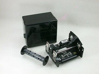 Mamiya M645 120 Roll Film Back Holder Insert With Case