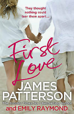 First Love by Patterson, James, NEW Book, (Paperback) FREE & Fast Delivery