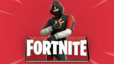 iKONIK FORTNITE SKIN + EMOTE LEGENDARY FAMOUS! FROM GALAXY S10