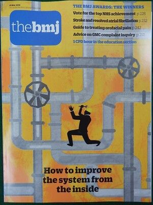 Bmj British Medical Journal 19 May 2018