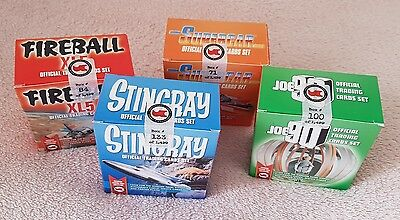 Unstoppable Cards Gerry Anderson Collection x4 Factory Sealed Display Boxes