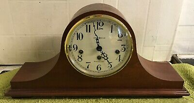 Lovely Howard & Miller Westminster Chime Mantle Clock - No Key