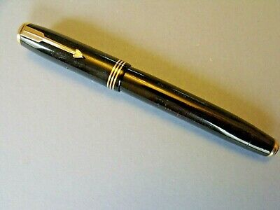 Parker Vacumatic FP Feed Correct for a Std Size Chevron Band 1940s Model Pen