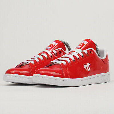 621070b753 ADIDAS STAN SMITH weiss/rot, Sneakers Gr. 38 2/3, Gebraucht - EUR 19 ...