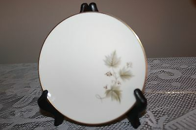 Lot of 4 Noritake Ivory China 7532 Fantasia Bread Butter Plates