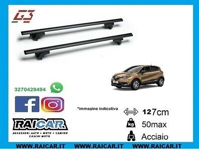 68071+65130 ROOF BARS ROOF G3 PACIFIC FOR SMART FORFOUR 5P FROM 2014-/>