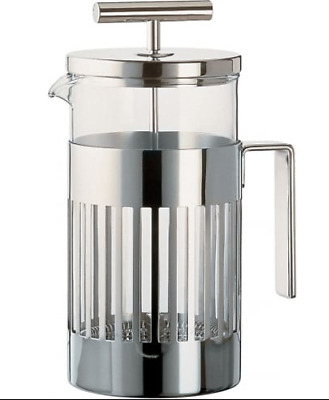 ALESSI Press Filter Coffee Maker/Infuser 9094/8 FREE DELIVERY