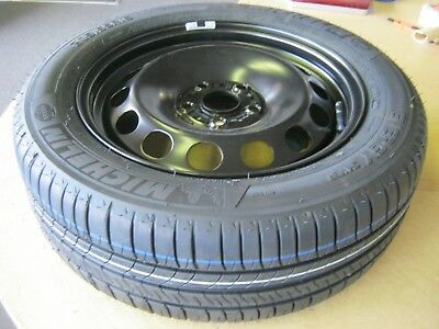 GOLF +  OCTAVIA  SPARE WHEEL FULL SIZE 205/55/16  2013-2017 oe  NEW CONTINENTAL