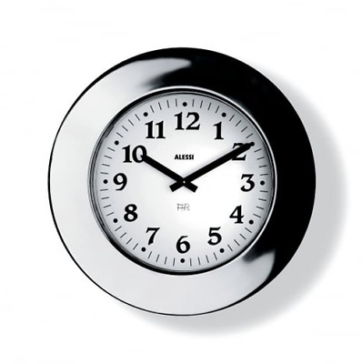 ALESSI Momento Wall Clock 11 FREE DELIVERY