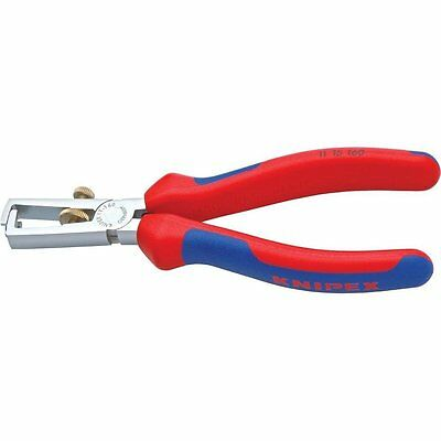 Knipex 11 15 160 Wire Insulation Strippers Stripping Pliers Chrome Plated 160mm