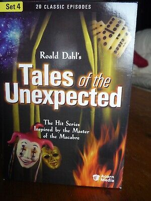 Tales of the Unexpected - Set 4 (DVD, 2006, 3-Disc Set)