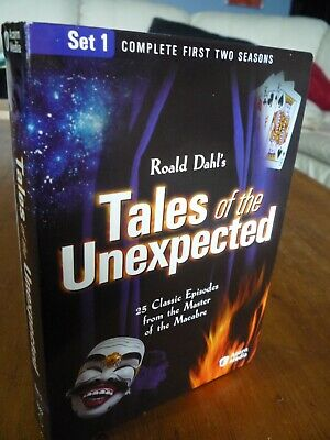 Roald Dahl's Tales of the Unexpected DVD box set