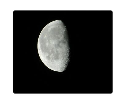 The Moon Mouse Mat