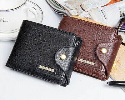 20b5f83c8 Cartera billetera pocket wallet multicompartimentos de hombre en piel  granulada