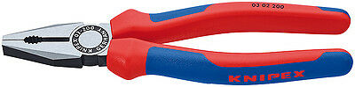 Knipex 03 02 200 Combination Pliers 200mm 69575